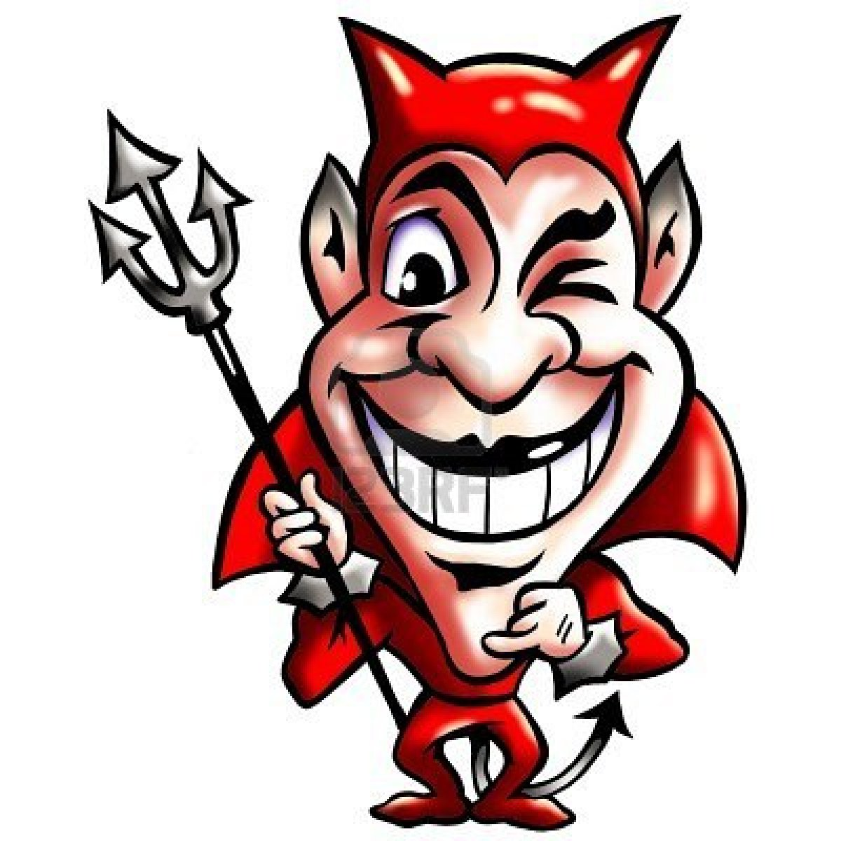 A Red Devil